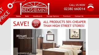Beds at MNT