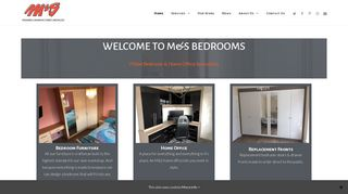 M&S Fitted Bedrooms