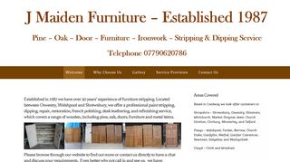 J Maiden Furniture