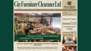 City Furniture Clearance