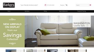 Barker's Furniture