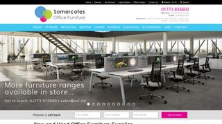 Somercotes Office Furniture Centre