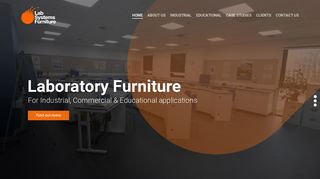 Lab Systems Furniture