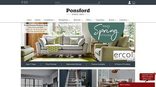 Ponsford Furniture