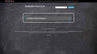Hereford Furniture