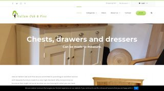 Hallam Oak & Pine Furniture
