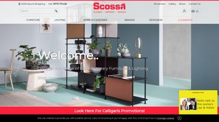 Scossa Furniture Preston