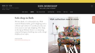 Sofa Workshop Bath