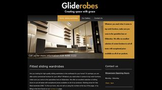 GlideRobes Furniture Londonderry