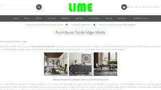 Lime Furniture Tunbridge Wells