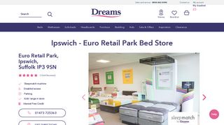 Dreams Furniture Ipswich