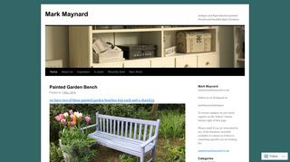 Mark Maynard Furniture