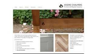 Andre Chalmers Furniture