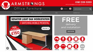 Armstrong Office Furniture