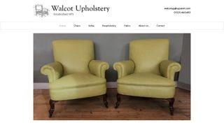 Walcot Upsolstery & Furnishings
