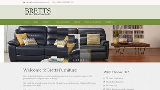 Bretts Furniture Ipswich