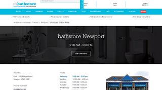 Bathstore Newport