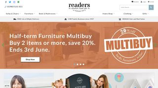 Readers Interiors Newport