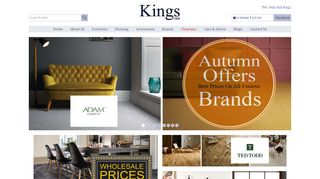 Kings Interiors Nottingham