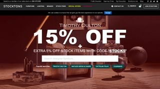 Stocktons Furniture Manchester