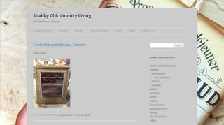 Shabby Chic Country Living