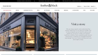 Feather & Black Chichester