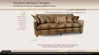 Stephen Michael Designs