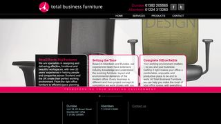 Total Business Furniture Dundee