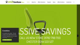 Office Furniture Chester