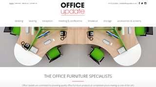 Office Update Leicester