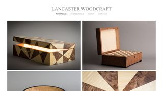 Lancaster Wood Craft