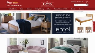 TR Hayes Furniture
