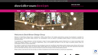 David Brown Lighting Design