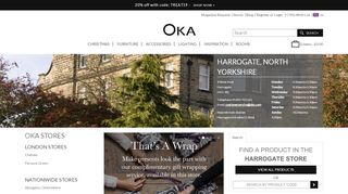 Oka Direct Harrogate