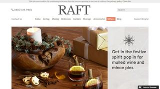 Raft Furniture Harrogate